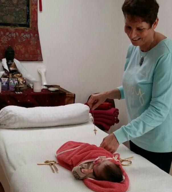 Ankh behandeling baby